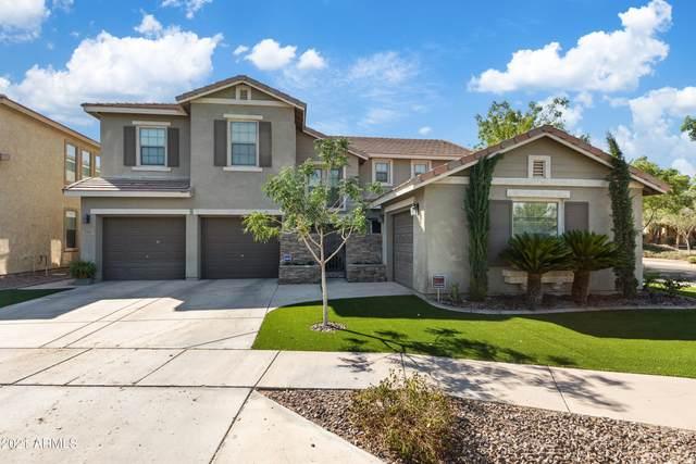 2702 S Cupertino Drive, Gilbert, AZ 85295 (MLS #6273930) :: The C4 Group