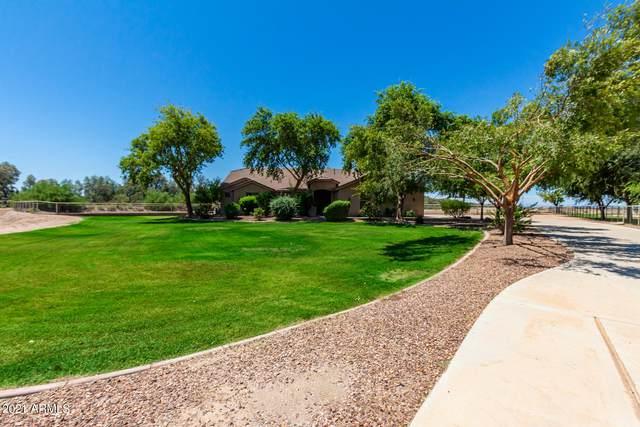 38816 N Kennedy Drive, San Tan Valley, AZ 85140 (MLS #6273948) :: The Ellens Team