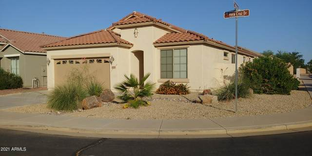 36331 W Vera Cruz Drive, Maricopa, AZ 85138 (MLS #6273952) :: Long Realty West Valley