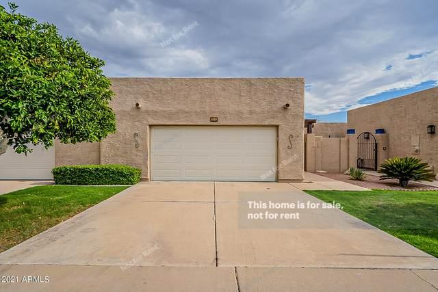 3345 E University Drive #22, Mesa, AZ 85213 (MLS #6273959) :: The Ellens Team