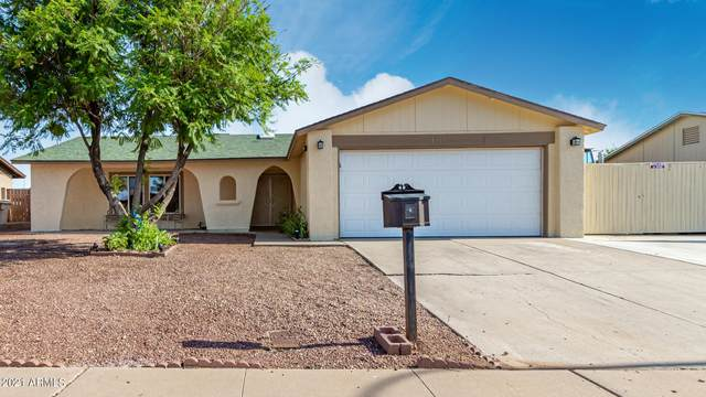 4309 W Turquoise Avenue, Glendale, AZ 85302 (MLS #6273969) :: Long Realty West Valley