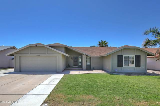 1713 W Brooks Street, Chandler, AZ 85224 (MLS #6273970) :: The Property Partners at eXp Realty