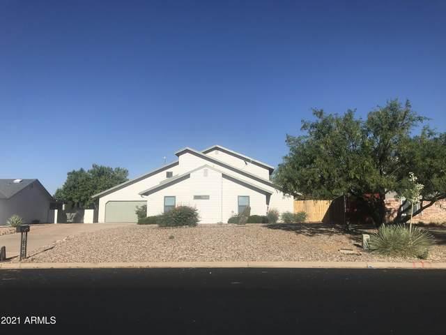 3216 Oakmont Drive, Sierra Vista, AZ 85650 (MLS #6273976) :: Yost Realty Group at RE/MAX Casa Grande