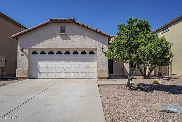 1252 W Vineyard Plains Drive, San Tan Valley, AZ 85143 (MLS #6273985) :: Long Realty West Valley