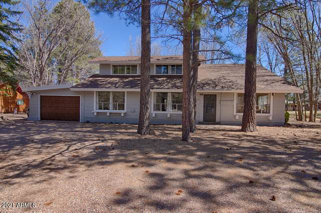 4284 Diamond Creek Circle, Pinetop, AZ 85935 (MLS #6273986) :: Long Realty West Valley