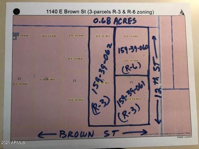 1140 E Brown Street, Phoenix, AZ 85020 (MLS #6273989) :: Fred Delgado Real Estate Group