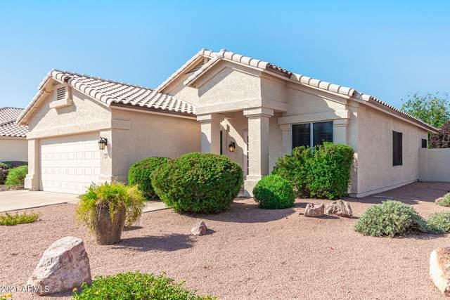 1102 W Monte Cristo Avenue, Phoenix, AZ 85023 (MLS #6274000) :: Long Realty West Valley