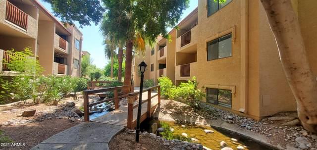 3031 N Civic Center Plaza #250, Scottsdale, AZ 85251 (MLS #6274006) :: Executive Realty Advisors