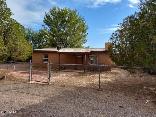 5930 N Dudleyville Road, Dudleyville, AZ 85192 (MLS #6274022) :: Yost Realty Group at RE/MAX Casa Grande