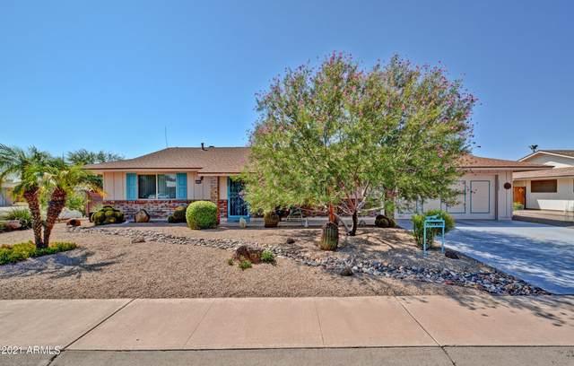 15489 N Ridgeview Road, Sun City, AZ 85351 (MLS #6274040) :: Maison DeBlanc Real Estate