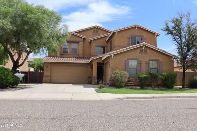 6830 W St Charles Avenue, Laveen, AZ 85339 (MLS #6274043) :: The Bole Group | eXp Realty