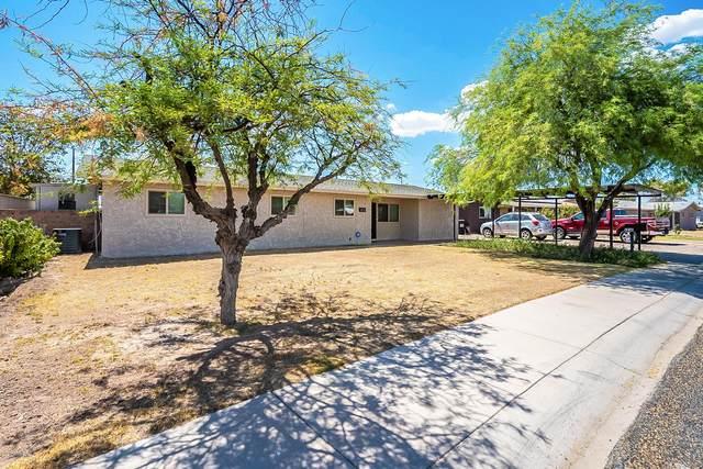 1216 N Mesquite Lane, Coolidge, AZ 85128 (MLS #6274047) :: Power Realty Group Model Home Center