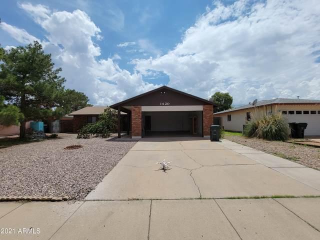 1420 Calle Amable, Sierra Vista, AZ 85635 (MLS #6274050) :: Maison DeBlanc Real Estate