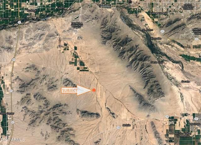 14897 W Buntline Road, Buckeye, AZ 85326 (MLS #6274051) :: Keller Williams Realty Phoenix