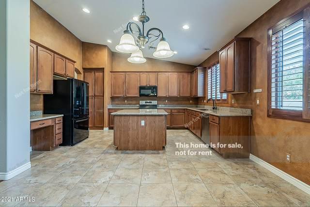 9166 W Pinnacle Vista Drive, Peoria, AZ 85383 (MLS #6274056) :: West USA Realty