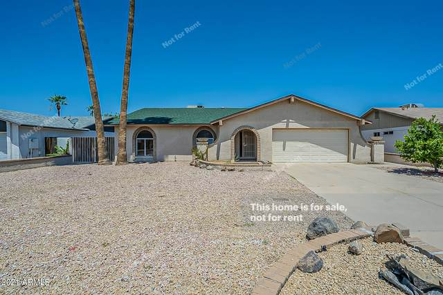 3776 W Sweetwater Avenue, Phoenix, AZ 85029 (MLS #6274068) :: Long Realty West Valley