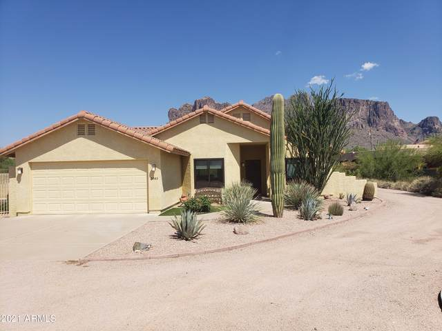 3862 N Marlow Road, Apache Junction, AZ 85119 (MLS #6274090) :: Power Realty Group Model Home Center