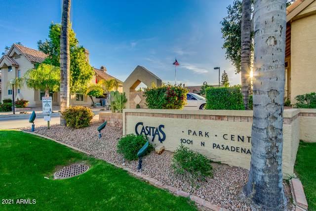 1001 N Pasadena #62, Mesa, AZ 85201 (MLS #6274099) :: The Property Partners at eXp Realty