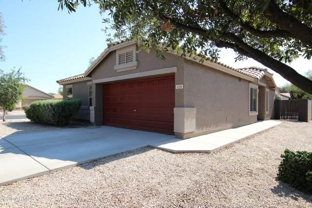 1220 N 160TH Avenue, Goodyear, AZ 85338 (MLS #6274105) :: Long Realty West Valley