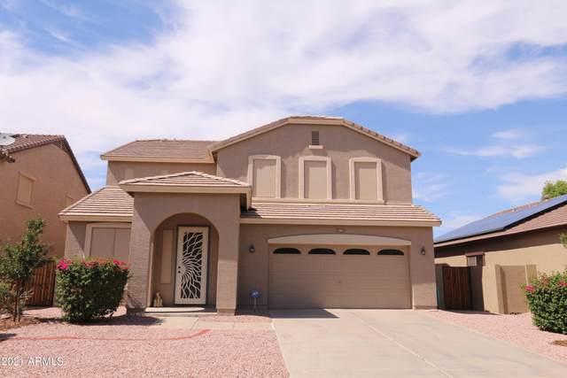 206 W Hawaii Drive, Casa Grande, AZ 85122 (MLS #6274112) :: Yost Realty Group at RE/MAX Casa Grande