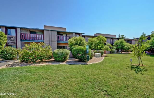 4354 N 82ND Street #168, Scottsdale, AZ 85251 (MLS #6274122) :: Justin Brown | Venture Real Estate and Investment LLC
