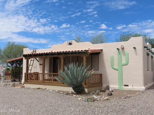 30540 W Vagabond Trail #187, Congress, AZ 85332 (MLS #6274124) :: Yost Realty Group at RE/MAX Casa Grande
