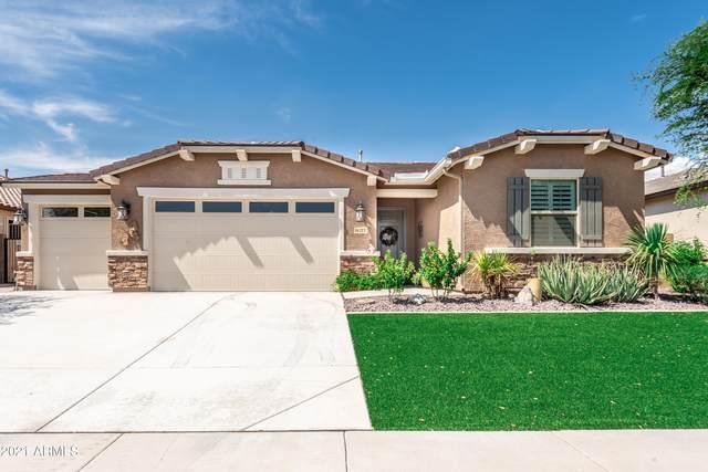 16122 W Shaw Butte Drive, Surprise, AZ 85379 (MLS #6274155) :: Long Realty West Valley