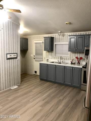 140 S 56TH Street, Mesa, AZ 85206 (MLS #6274158) :: Elite Home Advisors