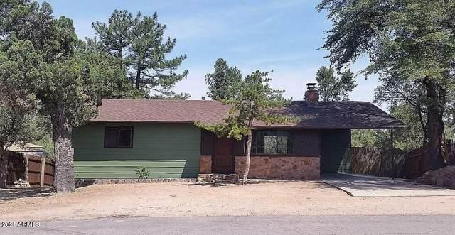 708 N Mazatzal Circle, Payson, AZ 85541 (MLS #6274161) :: Klaus Team Real Estate Solutions