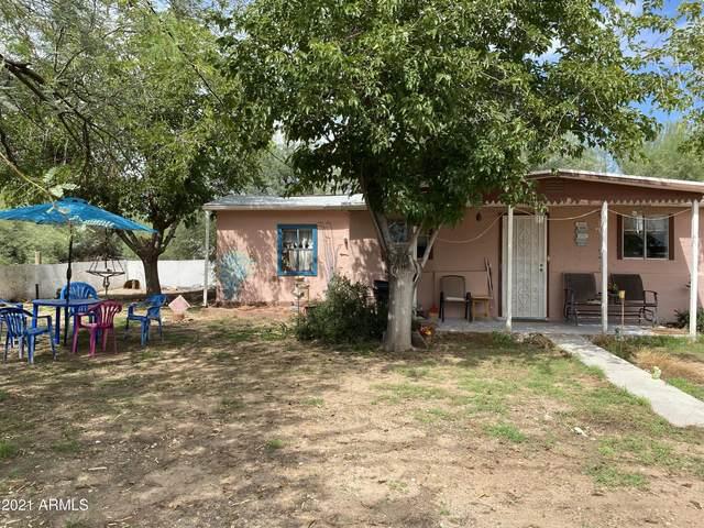 50843 Us Highway 60 89, Wickenburg, AZ 85390 (MLS #6274168) :: Yost Realty Group at RE/MAX Casa Grande