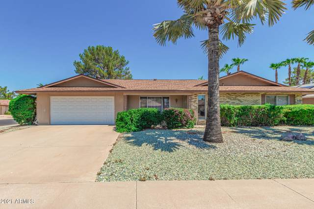 9726 W Country Club Drive, Sun City, AZ 85373 (MLS #6274170) :: Long Realty West Valley