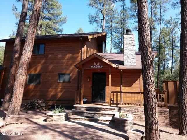 3622 N Mistletoe Drive, Pine, AZ 85544 (MLS #6274209) :: Executive Realty Advisors