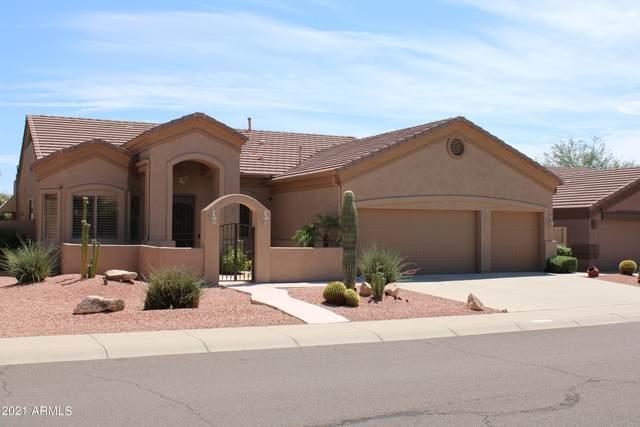 4617 E Buckhorn Trail, Cave Creek, AZ 85331 (MLS #6274215) :: The Property Partners at eXp Realty