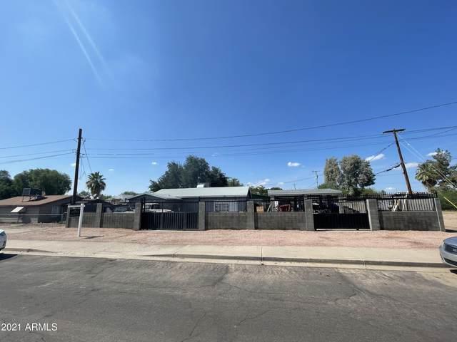 404 E Centre Avenue, Buckeye, AZ 85326 (MLS #6274225) :: The Riddle Group