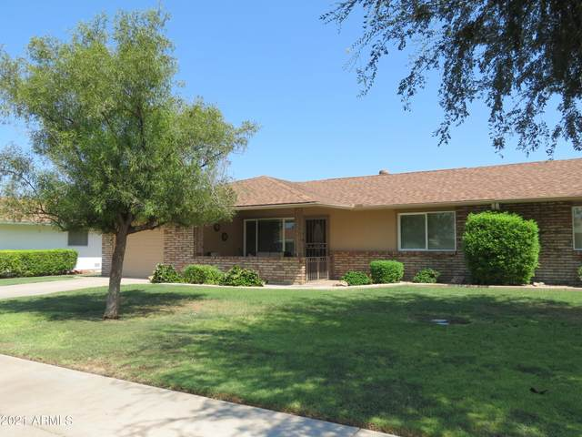 9606 W Greenhurst Drive, Sun City, AZ 85351 (MLS #6274227) :: Long Realty West Valley