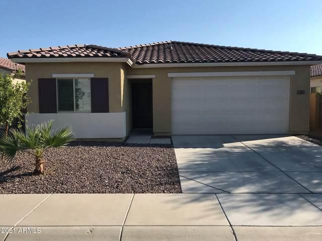4021 W Desert Drive, Laveen, AZ 85339 (MLS #6274238) :: Yost Realty Group at RE/MAX Casa Grande