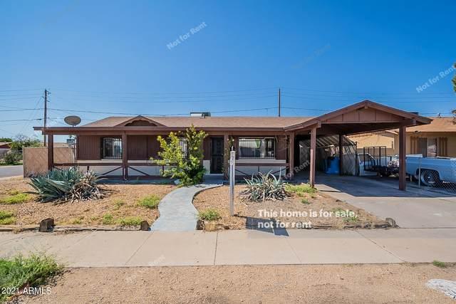 4101 W Flower Street, Phoenix, AZ 85019 (MLS #6274246) :: Yost Realty Group at RE/MAX Casa Grande