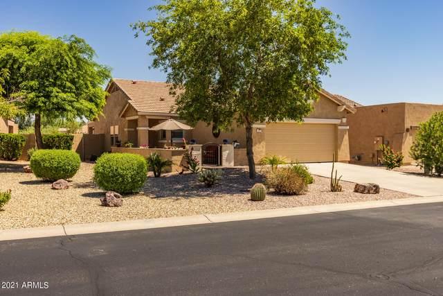 8435 S Mountain Air Lane, Gold Canyon, AZ 85118 (MLS #6274248) :: Power Realty Group Model Home Center
