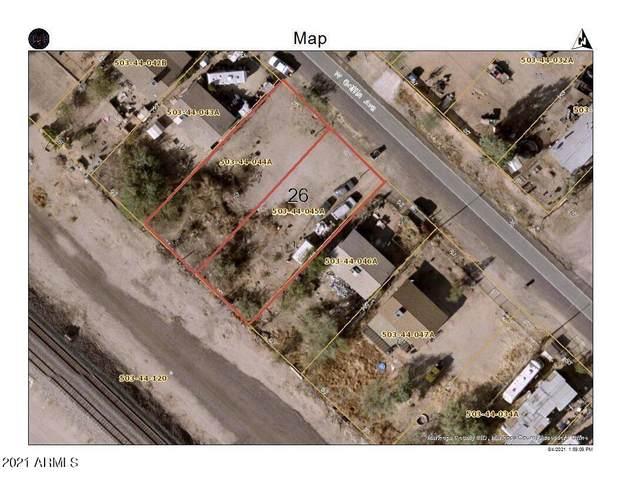 21705 W Griffin Street, Wittmann, AZ 85361 (MLS #6274251) :: Service First Realty