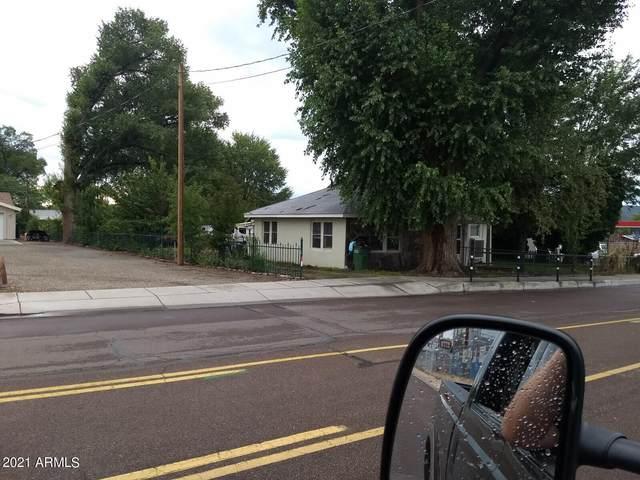 927 Ruth Street, Prescott, AZ 86301 (MLS #6274260) :: The Property Partners at eXp Realty