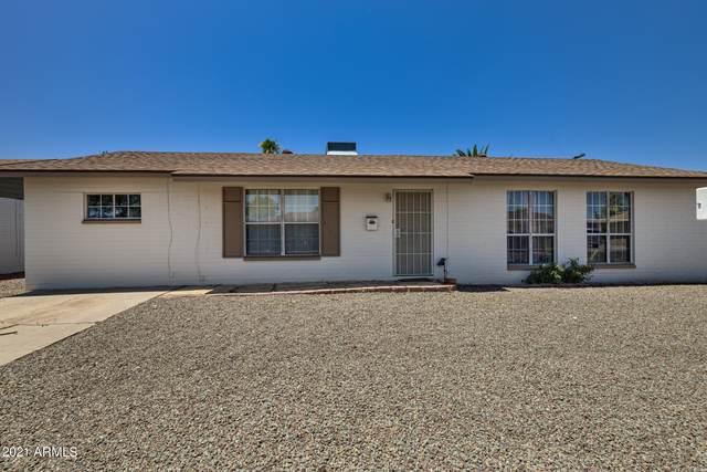4107 W Pinchot Avenue, Phoenix, AZ 85019 (MLS #6274263) :: Yost Realty Group at RE/MAX Casa Grande