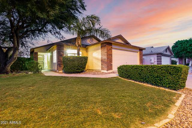 8810 E Decatur Road, Mesa, AZ 85207 (MLS #6274323) :: Yost Realty Group at RE/MAX Casa Grande