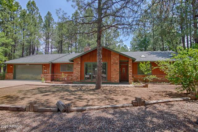 4972 Mallard Circle, Pinetop, AZ 85935 (MLS #6274327) :: Yost Realty Group at RE/MAX Casa Grande