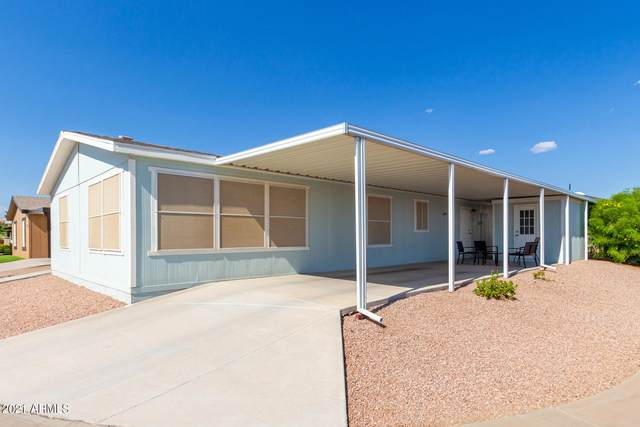 3700 S Ironwood Drive #190, Apache Junction, AZ 85120 (MLS #6274330) :: Power Realty Group Model Home Center