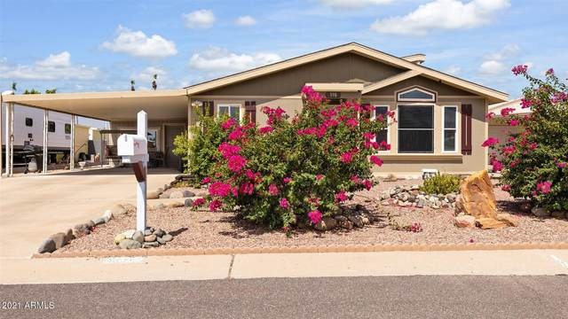 398 N Pinal Drive, Apache Junction, AZ 85120 (MLS #6274352) :: Power Realty Group Model Home Center