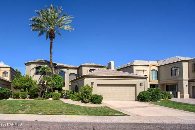 7878 E Gainey Ranch Road #53, Scottsdale, AZ 85258 (MLS #6274379) :: The Ellens Team