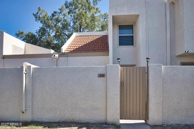1342 W Emerald Avenue #318, Mesa, AZ 85202 (MLS #6274380) :: Yost Realty Group at RE/MAX Casa Grande