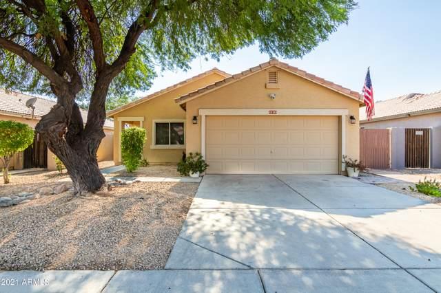15500 N 136TH Lane, Surprise, AZ 85374 (MLS #6274384) :: Yost Realty Group at RE/MAX Casa Grande