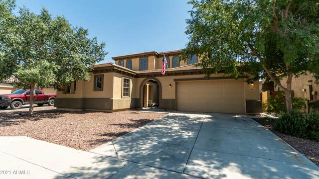 11917 W Villa Hermosa Lane, Sun City, AZ 85373 (MLS #6274394) :: Yost Realty Group at RE/MAX Casa Grande