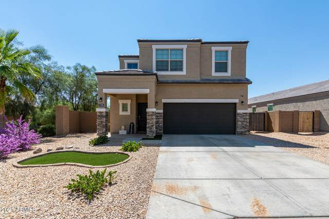 1723 N Mandeville Lane, Casa Grande, AZ 85122 (MLS #6274403) :: Yost Realty Group at RE/MAX Casa Grande